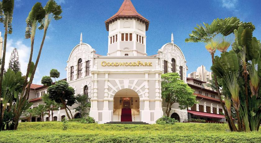 Goodwood Park Hotel 良木园大酒店