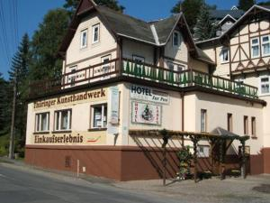 Photo hotel HOTEL ZUR POST LAUSCHA