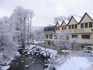 Hotel in wicklow Ireland Lynhams Hotel Laragh