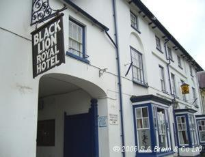 Photo hotel THE BLACK LION ROYAL HOTEL