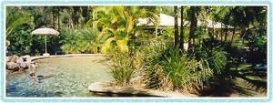 photo golden sands beachfront resort cairns