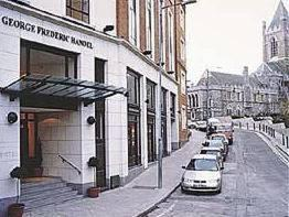 photo george frederic handel hotel dublin