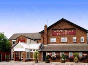 Photo hotel THE WAVERLEY HOTEL