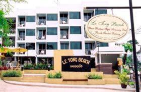 photo le tong beach hotel