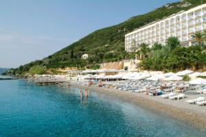 photo iberostar regency beach hotel corfu