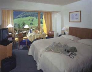 photo badehotel bristol leukerbad