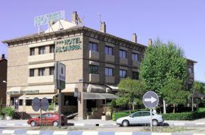 photo hotel partner alcarria