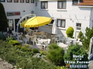 photo hotel tien torens