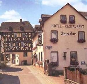 photo hotel altes tor