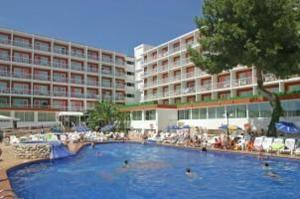 photo coral playa sirenis hotel ibiza island