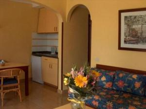 photo hotel bungalows parque golf
