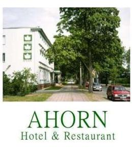 photo ahorn hotel restaurant