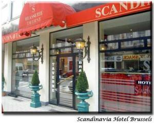 photo scandinavia hotel brussels