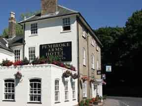 photo pembroke arms hotel
