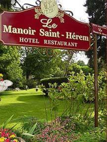 photo hotel auberge manoir de saint herem