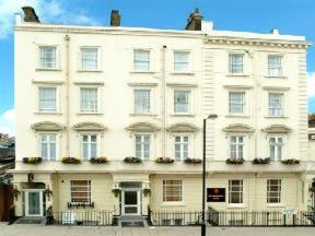 photo hotel the comfort inn buckingham palace road