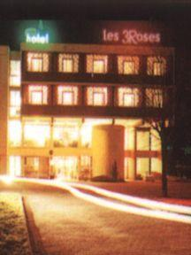 Photo hotel HOTEL LES TROIS ROSES