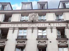 Photo hotel HOTEL SAINT QUENTIN