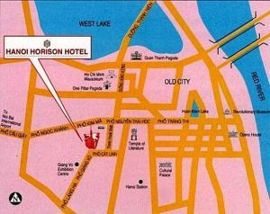 photo hanoi horison hotel