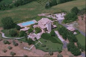 photo le vignole country house assisi