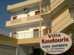 photo hotel villa koudouris