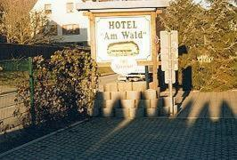 photo hotel am wald