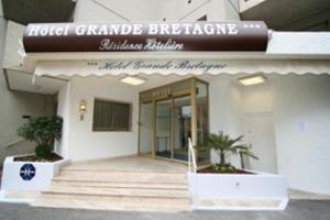 photo de grande bretagne hotel cannes