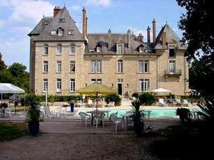 photo hotel logis de france chateau le windsor