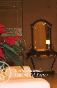 photo hotel hacienda umbria del factor