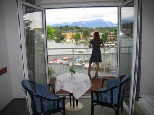 photo hotel worthersee