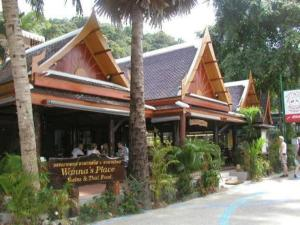 photo hotel wannas place andaman sunset resort