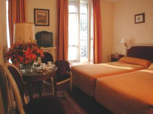 photo inter hotel la bourdonnais paris