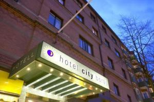 photo hotel city boras