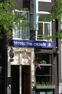 photo amsterdam hotel the crown