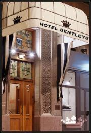 photo bentleys hotel stockholm