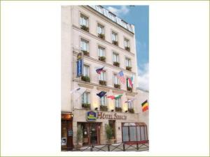 photo hotel eiffel segur best western