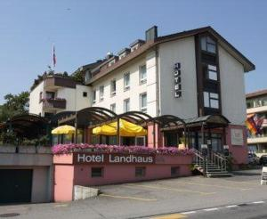 photo hotel landhaus