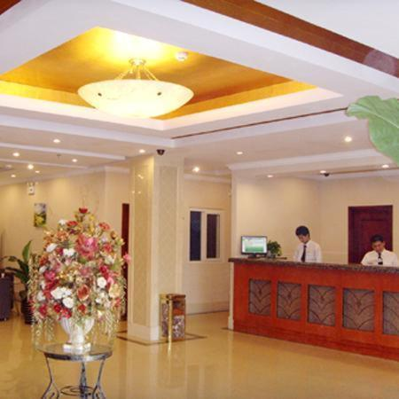 GreenTree Inn Beijing Guangmingqiao Express Apartment Hotel