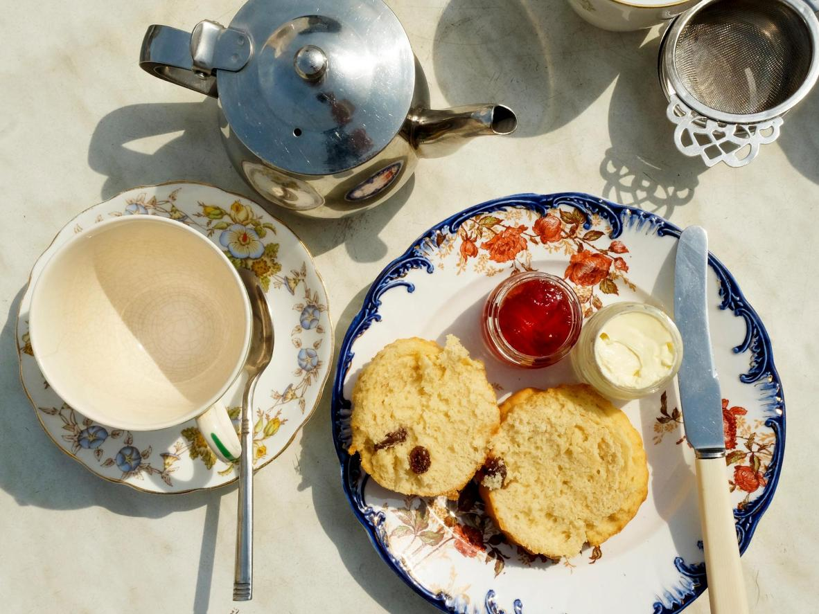 Visit a Cotswold tea shop for Lardy cake (a local speciality) and scones with rich, local clotted cream