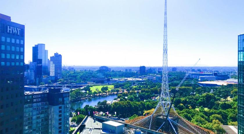 ❤ Water View @ Southbank ❤ 1BR PARKING WIFI | Unit 3004, 57/61 City Road, Southbank, Victoria 3006 | +61 423 515 547
