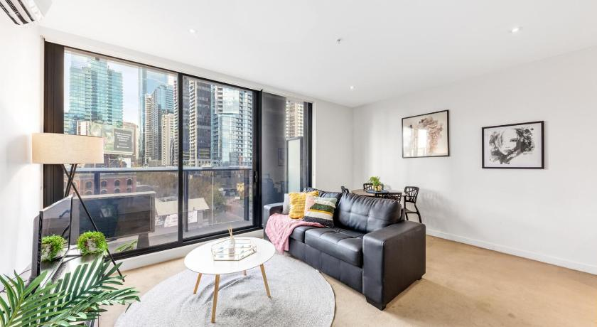 Excellent 1BD In Southbank near Crown Casino-6 | 250 City Road, Melbourne, Victoria 3006 | +61 3 9015 7885
