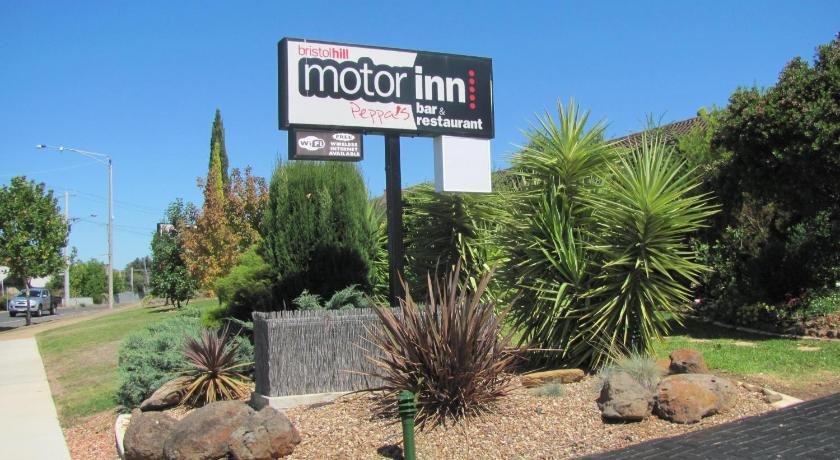 Bristol Hill Motor Inn & Peppas Licensed Restaurant | 1 High Street, Maryborough, Victoria 3465 | +61 3 5461 3833