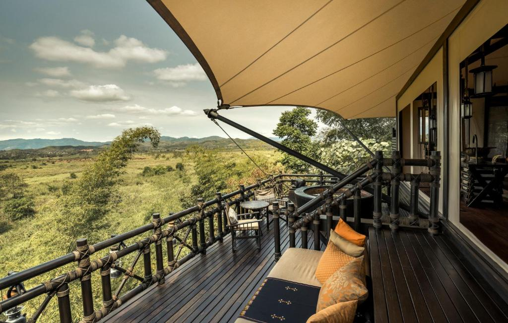 Four Seasons Tented Camp Golden Triangle 金三角四季帐篷营地酒店