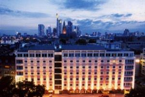 Steigenberger Hotel Frankfurt City, Frankfurt Am Main