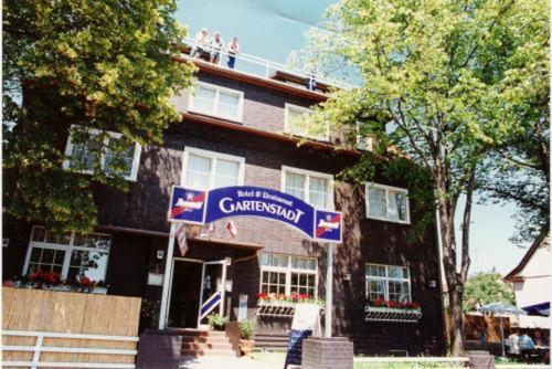 Hotel and Restaurant Gartenstadt, Erfurt