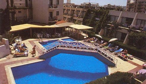 Farkonia Beach Hotel Apartments
