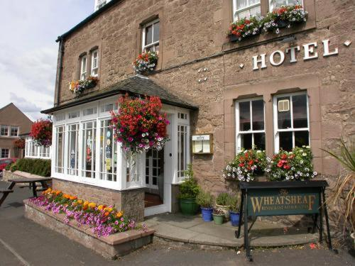 The Wheatsheaf Restaurant With Rooms, Swinton