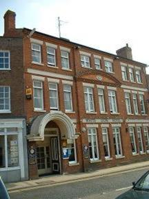 The White Lion Hotel, Wisbech