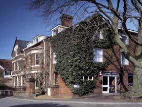 Hill House Hotel, Wymondham & Cafe 91, Wymondham