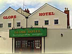 The Globe Hotel, Weedon Beck